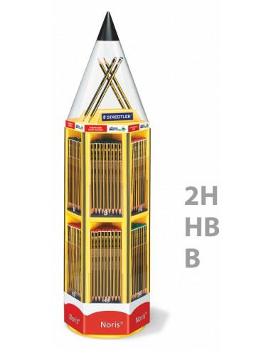 ΜΟΛΥΒΙ NORIS HB, B & 2H ΚΛΑΣΣΙΚΟ STAND 576TEM