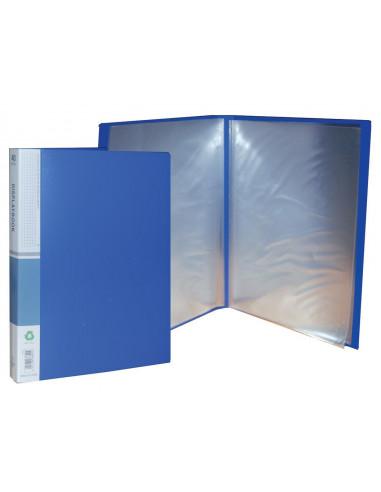 Σούπλ 60 φύλλων μπλε Α4