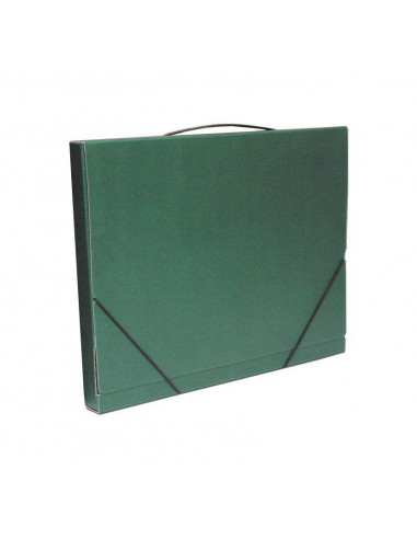 Next τσάντα συνεδρίων classic πράσινη Υ36x28x5εκ.