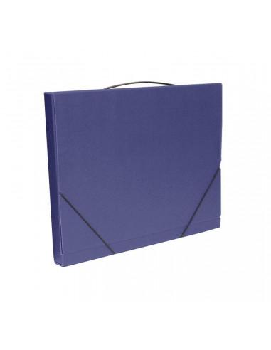 Next τσάντα συνεδρίων classic μπλε Υ36χ28χ5εκ.