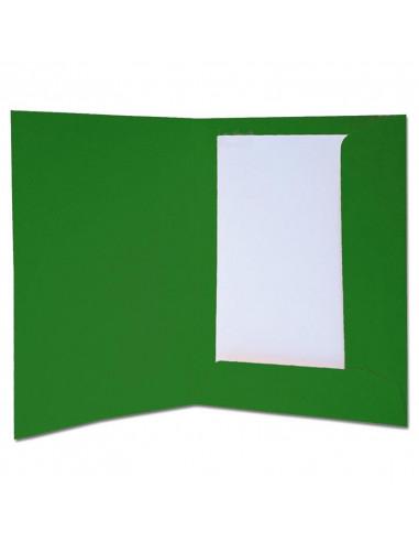 Next φάκελος παρουσίασης πρεσπάν πράσινος Υ32x24εκ.