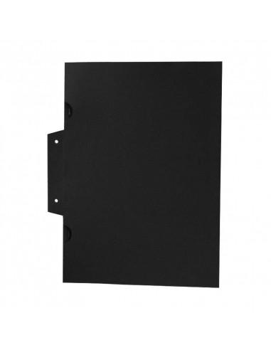 Next δίφυλλο παρουσίασης classic μαύρο Υ31x22εκ.