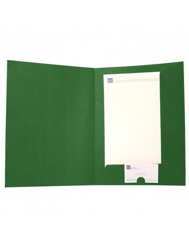 Next φάκελος παρουσίασης classic πράσινος Υ32x24εκ.