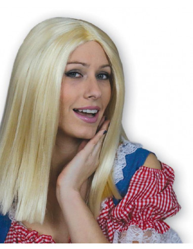 Περούκα Ξανθιά
