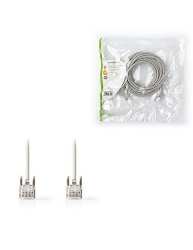 NEDIS CCGP85100GY50 Cat 5e UTP Network Cable RJ45 Male - RJ45 Male 5.0 m Grey