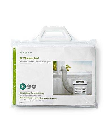 NEDIS ACWS4M AC Window Seal 400 cm for Turn / Tilt windows